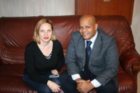 Ahmed si Nidia, straini pe meleaguri romanesti