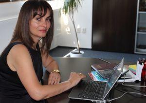 Doina Ionescu, CEO Merck Serono, pe coperta revistei RJHM 3/2015