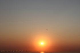 Rasarit de soare in Eforie Nord